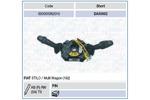 Przełącznik kolumny kierowniczej MAGNETI MARELLI 000050062010