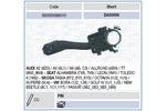Przełącznik kolumny kierowniczej MAGNETI MARELLI 000050099010 MAGNETI MARELLI 000050099010