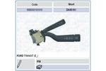 Przełącznik kolumny kierowniczej MAGNETI MARELLI 000050101010 MAGNETI MARELLI 000050101010
