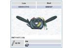 Przełącznik kolumny kierowniczej MAGNETI MARELLI 000050127010 MAGNETI MARELLI 000050127010