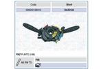 Przełącznik kolumny kierowniczej MAGNETI MARELLI 000050128010 MAGNETI MARELLI 000050128010