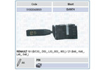 Przełącznik kolumny kierowniczej MAGNETI MARELLI 510033438501