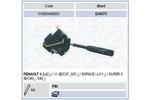 Przełącznik kolumny kierowniczej MAGNETI MARELLI 510033439501 MAGNETI MARELLI 510033439501