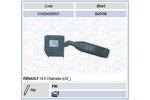 Przełącznik kolumny kierowniczej MAGNETI MARELLI 510034306501