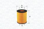 Filtr oleju MAGNETI MARELLI 153071760761 MAGNETI MARELLI 153071760761