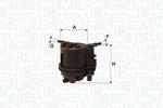 Filtr paliwa MAGNETI MARELLI  152071760868