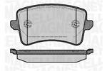 Klocki hamulcowe - komplet MAGNETI MARELLI  363916060141