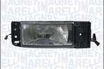 Reflektor MAGNETI MARELLI  712414501129 (Z lewej)