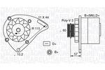 Alternator MAGNETI MARELLI 063321173010