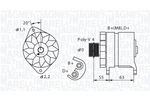 Alternator MAGNETI MARELLI  063321395010