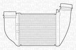 Chłodnica powietrza doładowującego - intercooler MAGNETI MARELLI  351319201230
