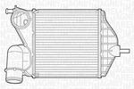 Chłodnica powietrza doładowującego - intercooler MAGNETI MARELLI  351319201450