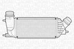 Chłodnica powietrza doładowującego - intercooler MAGNETI MARELLI 351319201650 MAGNETI MARELLI 351319201650