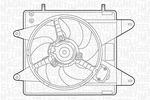 Wentylator chłodnicy silnika MAGNETI MARELLI  069422006010