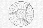 Wentylator chłodnicy silnika MAGNETI MARELLI  069422265010
