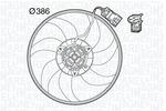 Wentylator chłodnicy silnika MAGNETI MARELLI  069422570010