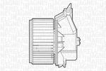 Wentylator wnętrza - dmuchawa MAGNETI MARELLI 069412527010