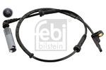 Czujnik prędkości obrotowej koła (ABS lub ESP) FEBI BILSTEIN  102825 (Z tyłu)