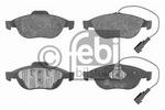 Klocki hamulcowe - komplet FEBI BILSTEIN 16293