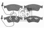 Klocki hamulcowe - komplet FEBI BILSTEIN 16526 FEBI BILSTEIN 16526