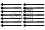 Zestaw śrub głowicy cylindrów FEBI BILSTEIN 39806