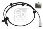 Czujnik prędkości obrotowej koła (ABS lub ESP) FEBI BILSTEIN  47005 (Oś przednia po obydwu stronach)-Foto 2