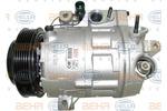 Kompresor klimatyzacji BEHR HELLA SERVICE 8FK 351 001-281 BEHR HELLA SERVICE 8FK351001-281