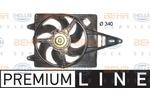 Wentylator chłodnicy silnika BEHR HELLA SERVICE 8EW351043-711