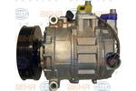 Kompresor klimatyzacji BEHR HELLA SERVICE 8FK 351 105-421 BEHR HELLA SERVICE 8FK351105-421