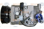 Kompresor klimatyzacji BEHR HELLA SERVICE  8FK 351 110-881-Foto 4