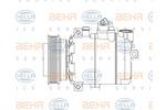 Kompresor klimatyzacji BEHR HELLA SERVICE 8FK 351 132-081 BEHR HELLA SERVICE 8FK351132-081
