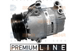 Kompresor klimatyzacji BEHR HELLA SERVICE 8FK 351 134-091