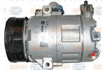 Kompresor klimatyzacji BEHR HELLA SERVICE 8FK 351 134-591