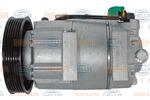 Kompresor klimatyzacji BEHR HELLA SERVICE 8FK 351 272-241 BEHR HELLA SERVICE 8FK351272-241