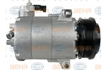 Kompresor klimatyzacji BEHR HELLA SERVICE 8FK 351 272-361-Foto 4