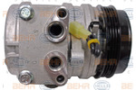 Kompresor klimatyzacji BEHR HELLA SERVICE 8FK 351 273-401-Foto 4