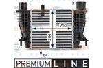 Chłodnica powietrza doładowującego - intercooler BEHR HELLA SERVICE 8ML 376 700-131 BEHR HELLA SERVICE 8ML376700-131
