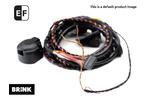 Wiązka elektryczna zestawu zaczepu przyczepy BRINK  705603