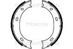 Szczęki hamulcowe hamulca postojowego - komplet TRISCAN 8100 23024