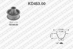 Rozrząd - zestaw paska SNR KD453.00 SNR KD453.00