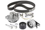 Zestaw paska rozrządu + pompa wody SNR KDP453.250 SNR KDP453.250