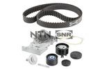 Zestaw paska rozrządu + pompa wody SNR KDP455.570 SNR KDP455.570
