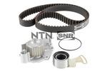 Zestaw paska rozrządu + pompa wody SNR KDP461.020