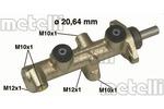 Pompa hamulcowa METELLI 05-0204 METELLI 05-0204