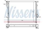 Chłodnica wody NISSENS 60638