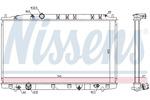 Chłodnica wody NISSENS 68137