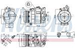 Kompresor klimatyzacji NISSENS 890379 NISSENS 890379