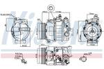 Kompresor klimatyzacji NISSENS  890634-Foto 6