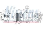 Kompresor klimatyzacji NISSENS 89069
