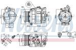 Kompresor klimatyzacji NISSENS 89412